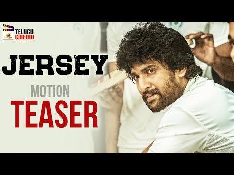Nani Jersey Motion TEASER | Shraddha Srinath | Anirudh Ravichander | 2019 Latest Telugu Teasers