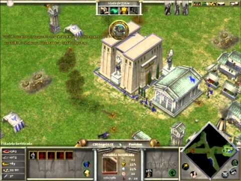 Age Of Mythology The Titans  By  bru96felipe