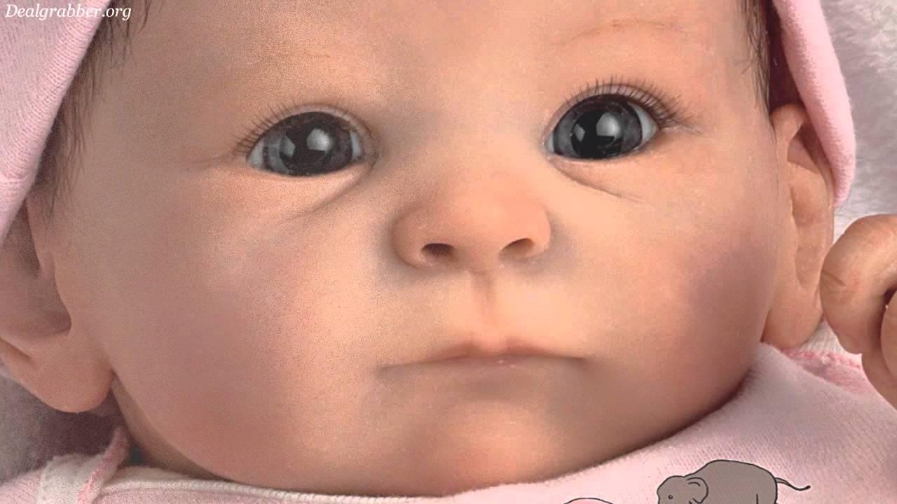 Ashton Drake Little Peanut Baby Doll Youtube
