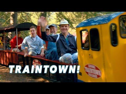 TRAINTOWN! - Choo Choo Bob Show