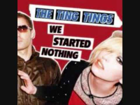 THE TING TINGS - BE THE ONE [DJ MIX]