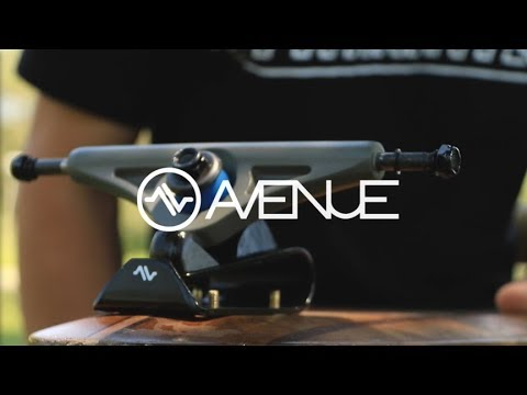 Avenue Suspension RKP Longboard Trucks