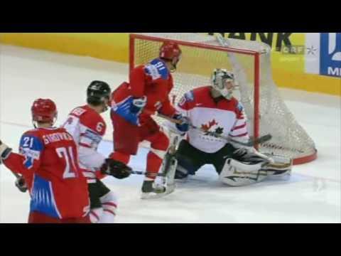 BEST GOALS █ RUSSIA @ IIHF WC 2009 █ FINAL vs. CANADA ЧМ Лучшие голы Россия