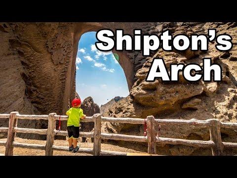 Shipton's Arch | World's Tallest Natural Arch (Xinjiang, China)