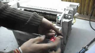 How to Repair Canon MF 3110 Printer
