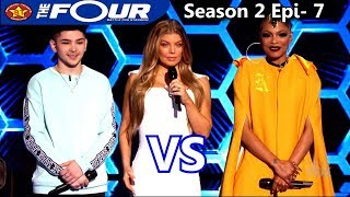 Sharaya J vs Dylan Jacob Rappers Battle  The Four Season 2 Ep. 7 S2E7