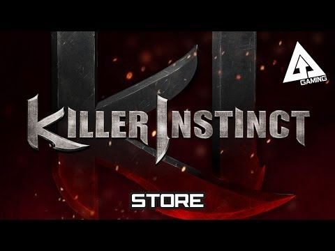 Killer Instinct Xbox One Gameplay - KI Store Walkthrough