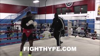 video FightHype.com recently caught up with three-division former world champion Adrien Broner, who was putting in hard work in preparation for his upcoming March ...