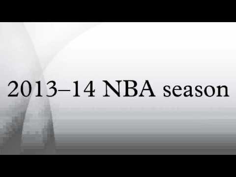 2013–14 NBA season