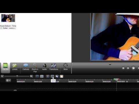 Cara Mempercepat Dan Lambat Video Pada Camtasia