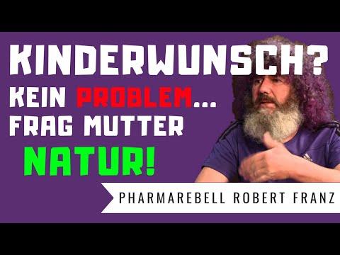 Robert Franz: Vitalstoffe bei Kinderwunsch