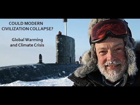 Peter Wadhams Interview: Could Modern Civilization Collapse? (Nov 2015)