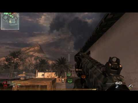MW2: Ok so maybe danger close pro is a little over powered