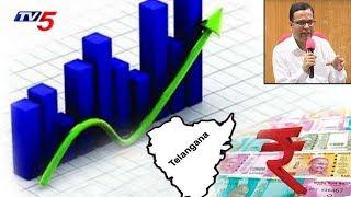 Finance Principal Secretary K Ramakrishna Rao On TS Growth Rate