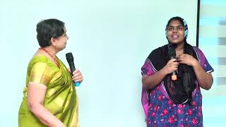 510- Feedback of our patient sharing her experience regarding her pregnancy journey with us.