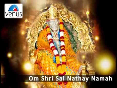 Om Shri Sai Nathay Namah (Mahendra Kapoor & Anupama Deshpande...