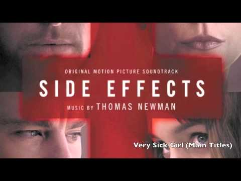 Very Sick Girl (main Titles) - Thomas Newman - Side Effects Soundtrack video