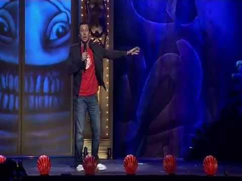 Rove McManus - 2008 Melbourne International Comedy Festival Gala