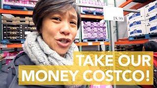 TAKE OUR MONEY COSTCO! - Vlog