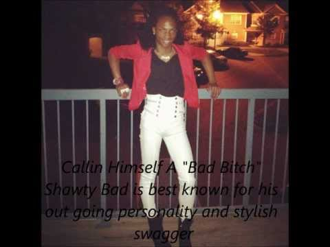 """All Star Bitch"" OUT GAY RAPPER ""Shawty Badd"" (5 star chick cover)"