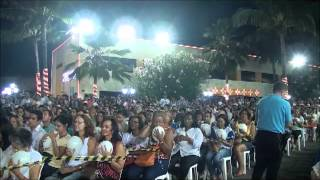 Noite da Gratidão 2013 - Cidade da Luz - mensagem de Dr. Bezerra (médium José Medrado)