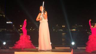 "Beegees ""You win again"" by Jmi Ko an electric violinist"