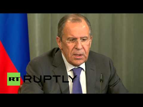 Russia: US doesn't support Ukrainian unity - Lavrov