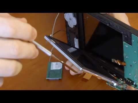 How To Take Apart a Nintendo DSi XL