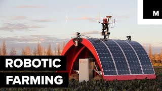 Robotic Farming of the Future