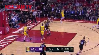 James Harden Erupts For 48 in OT win against Lakers | January 19, 2019