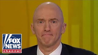 Carter Page explains his work as a government informant
