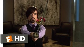 The Boss (2016) - A Literal Sword Fight Scene (9/10) | Movieclips