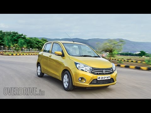 Maruti Suzuki Celerio (diesel) - Road Test Review