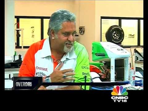 OVERDRIVE at the Force India F1 Factory Part 1/3