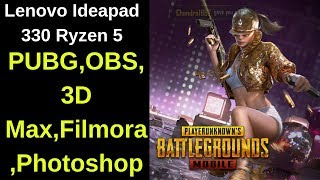Hindi:Lenovo Ideapad 330 Ryzen 5 Complete + Gaming Review | Best 4 YouTuber