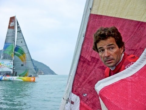 Ready, steady...slow - Volvo Ocean Race 2011-12
