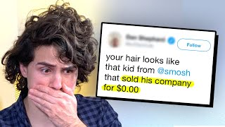 Fans Roast My Hair