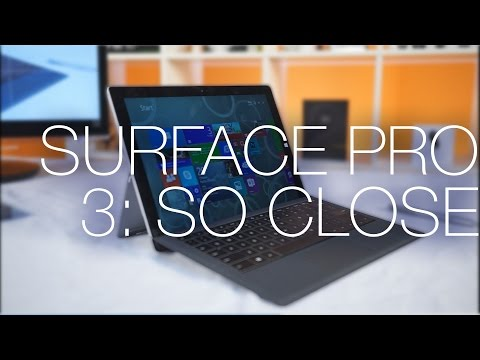 Surface Pro 3 Unboxing + Review - Unpacked