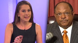 "#NoFilter - Ana Kasparian Educates ""Ignorant"" Pastor About Herself & Her Boobs"