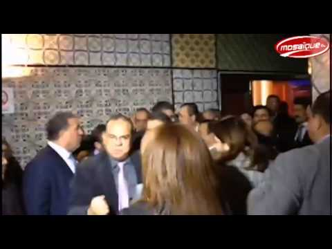 image vid�o مشادات كلامية  بين نواب الجمهوري و نواب النهضة