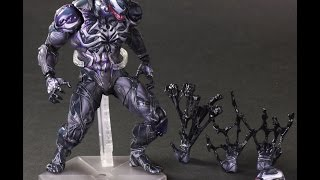 NGOBAR : Review Play Arts Kai Venom Bootleg / Kw