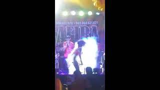 Bigo live melorot sampai kelihatan CDnya saat nyanyi dangdut