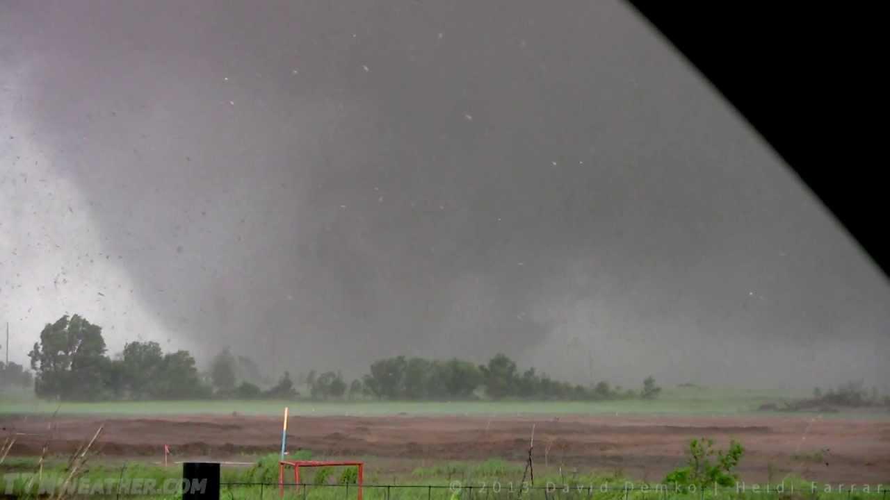 Devastating Joplin Tornado Missouri EF5 Tornado Surival