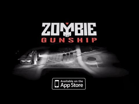 Official Zombie Gunship 1.3 Trailer