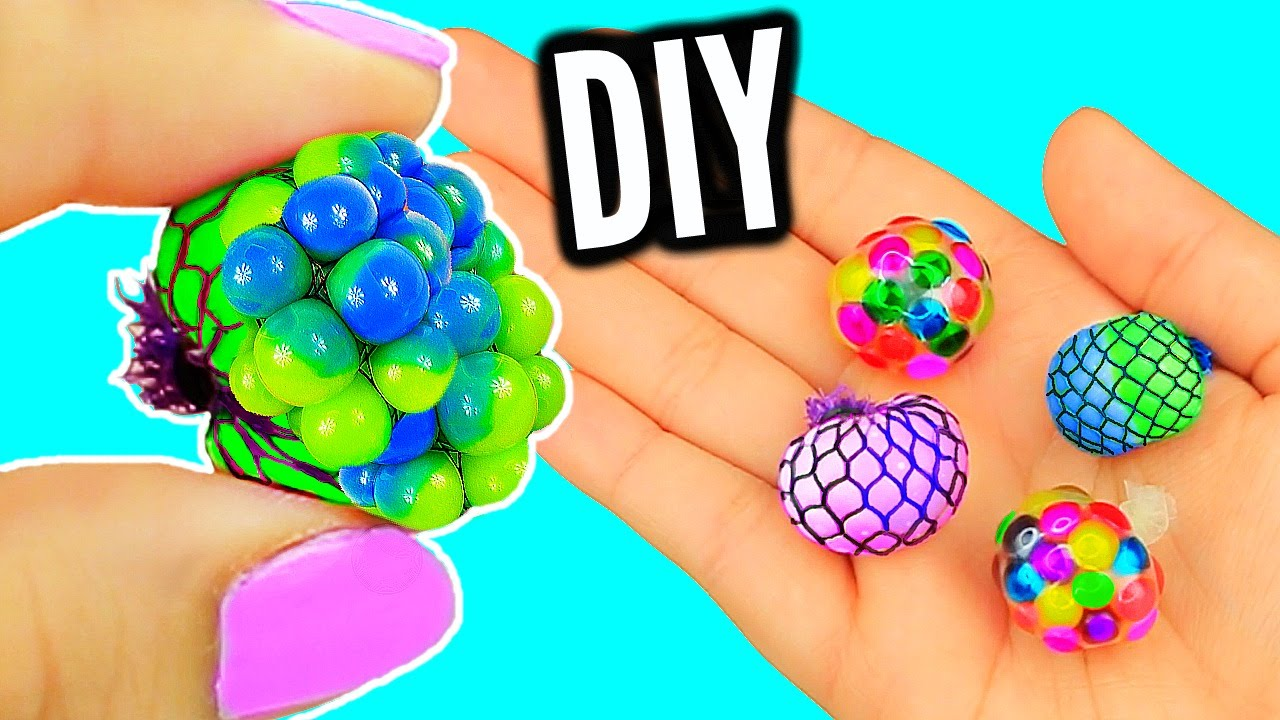How To Make A Stress Ball At Home recommend