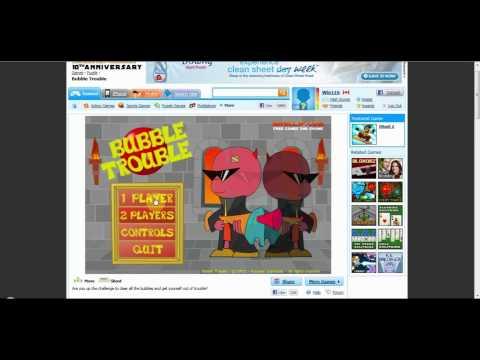 bubble trouble 2 full screen