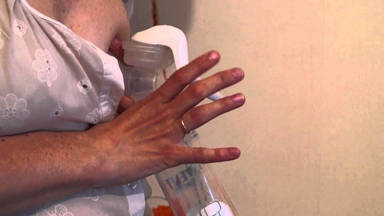 Сцеживаем и замораживаем молоко - ViYoutube