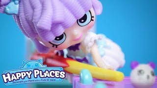 Shopkins | Happy Places - The Lil' Shoppies of Happyville - PLAYING GAMES - Cartoons for Children