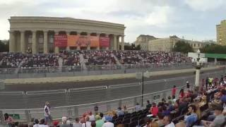 Baku City Circuit F1 2016, [Enrigue Iglesias live concert] HD