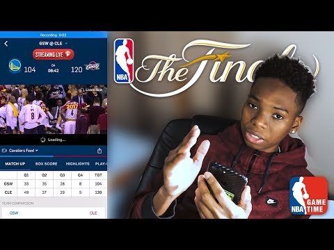 How to watch NBA Games LIVE Online for FREE! LEAGUE PASS 201718 ( iOS & Andriod )